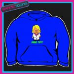 KEITH LEMON BANG TIDY CARTOON HOODIE SHANIZTOONS 1001